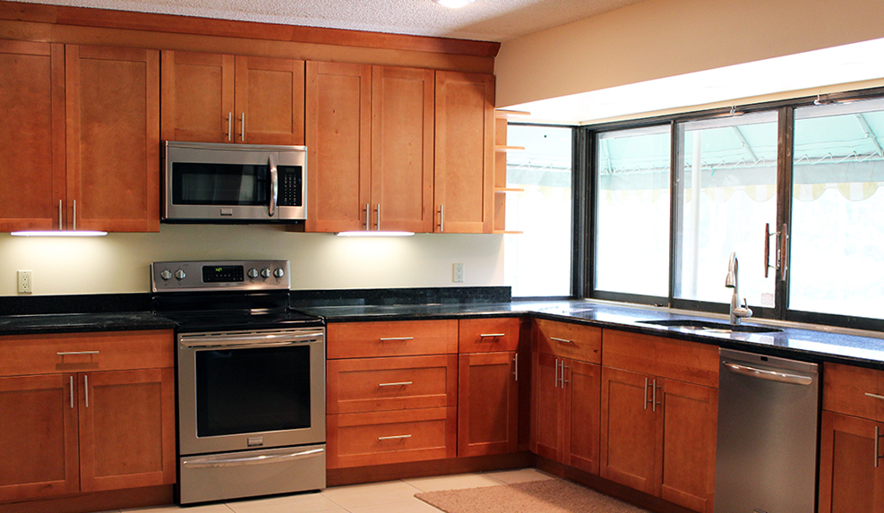 Cabinets Those Kitchen Guys And Granite